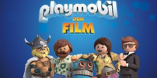 Familienkino: Playmobil - Der Film