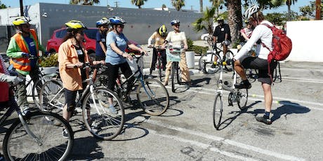 BEST Class: Bike 1 - Back to Basics (Boyle Heights) tickets