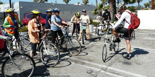 BEST Class: Bike 1 - Back to Basics (Boyle Heights)