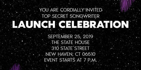 Top Secret Songwriter Launch!! tickets