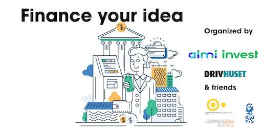 Finance your idea (Södertörns Högskola)