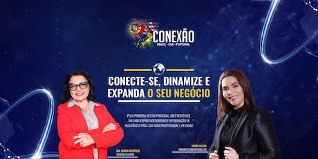 CONEXÃO BRASIL ESTADOS UNIDOS E PORTUGAL bilhetes