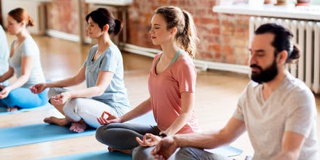 Divorce + Yoga = Healing tickets