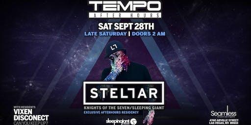 Tempo Presents Stellar