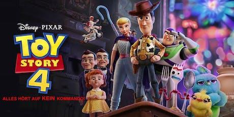 Familienkino: A Toy Story – Alles hört auf kein Kommando Tickets