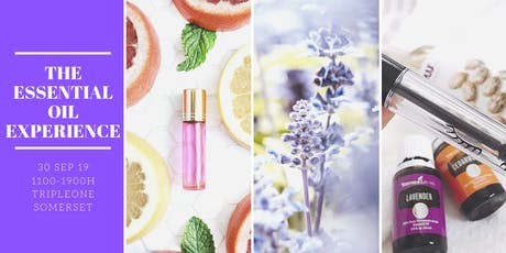 The Essential Oil Experience by One Drop - 30 Sep 2019 tickets