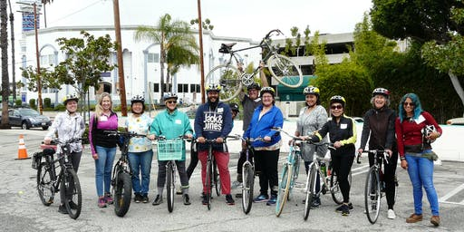 BEST Class: Bike 2 - Rules of the Road (Boyle Heights)