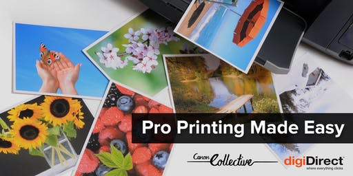 Pro Printing Made Easy - Brisbane (includes free print!)