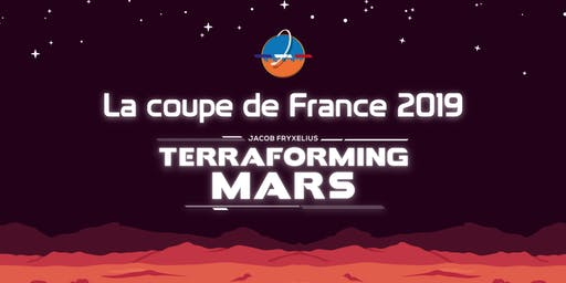 Coupe de France Terraforming Mars