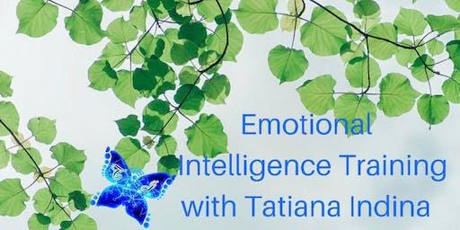 Emotional Intelligence Skills Training with Tatiana Indina