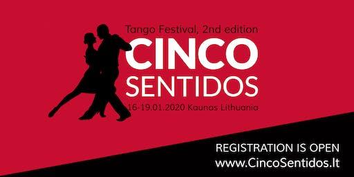CINCO SENTIDOS 2020