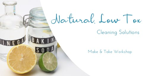Low Tox Cleaning Make & Take