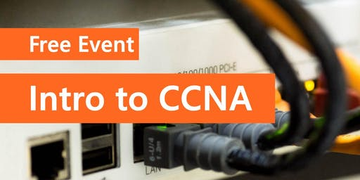 Free Workshop: Introduction to CCNA