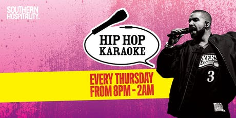 Hip Hop Karaoke - Drake Birthday Special! tickets