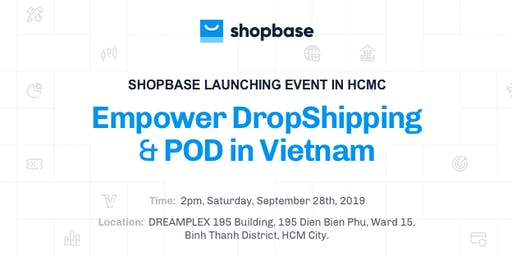 ShopBase Launching Event In HCMC