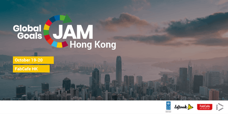 Global Goals Jam HK 2019 tickets