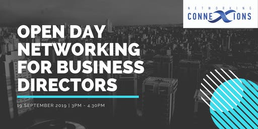 Open Day Networking for Business Directors | Brisbane Networking