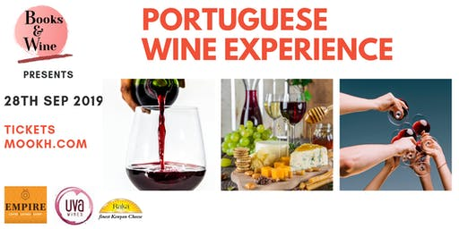 Portuguese Books and Wine experience