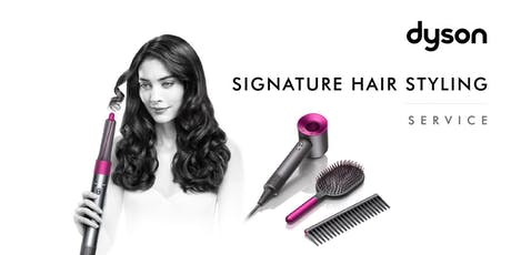 Dyson Demo, Siam Paragon| Total Look Hair Styling Service  tickets