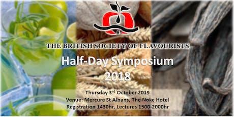 BSF Half-Day Symposium 2019 tickets