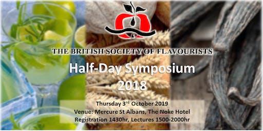 BSF Half-Day Symposium 2019