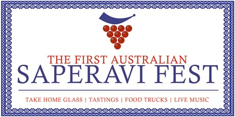 The Australian Saperavi Festival tickets