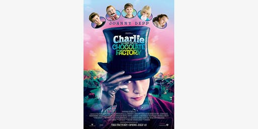 Newcastle - Santa's Rooftop Cinema X Charlie & The Chocolate Factory