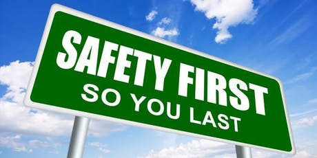 BICSc Lab - Safety First So You.......Last | In association with Citation tickets