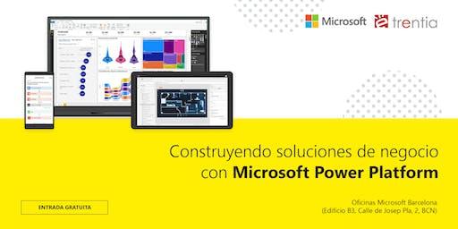 Construyendo soluciones de negocio con Microsoft Power Platform