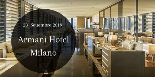 CFM / Armani HOTEL Milano - Cocktail Party
