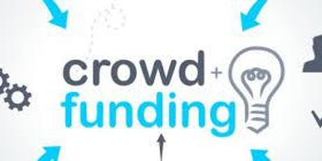 Training course on crowdfunding and online fundraising tickets