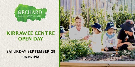 Orchard ELC Open Day tickets