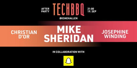 TechBBQ After Party 2019 tickets