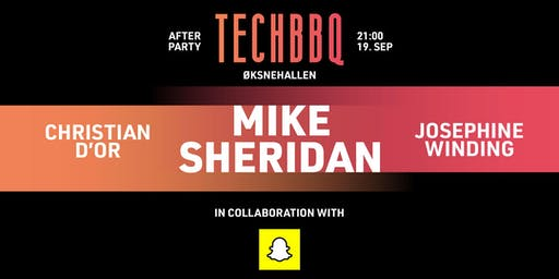 TechBBQ After Party 2019