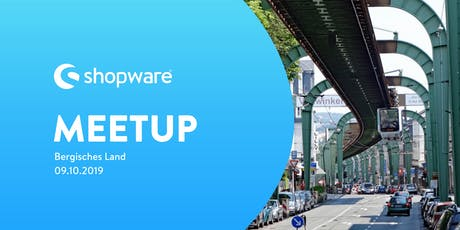 Shopware  Meetup Bergisches Land Tickets