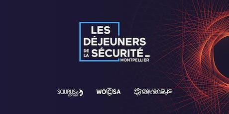 Déjeuner de la sécurité de Montpellier (Septembre) billets