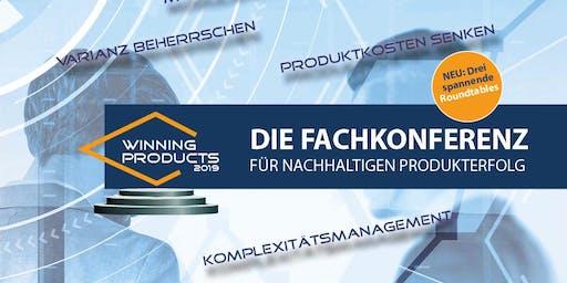 Winning Products 2019 - DIE Fachkonferenz für Produkterfolg