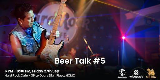 Beer Talk #5