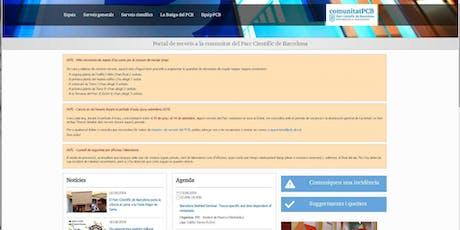 Sessió usuaris PCB: Nova intranet tickets