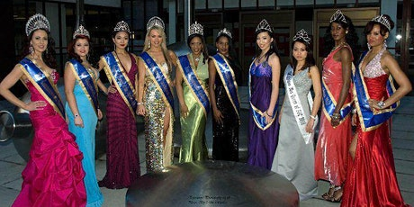 MISS COMMONWEALTH INTERNATIONAL 2020   CONTEST tickets