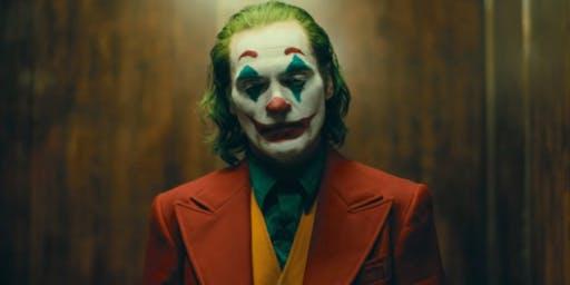 """Joker"" Movie Fundraiser by On My Feet"