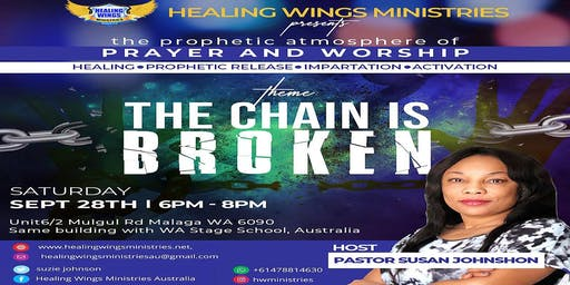 The Prophetic Atmosphere of Prayer and Worship