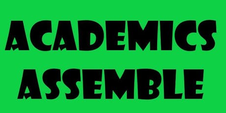 Academics Assemble! tickets