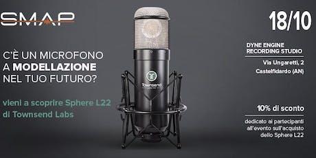 C'è un microfono a modellazione nel tuo futuro? biglietti
