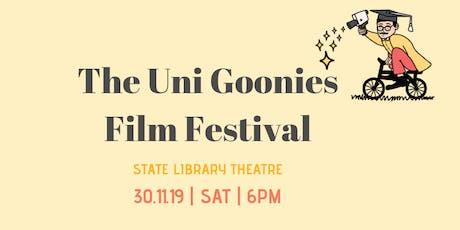 The Uni Goonies Film Festival 2019 tickets