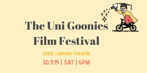 The Uni Goonies Film Festival 2019