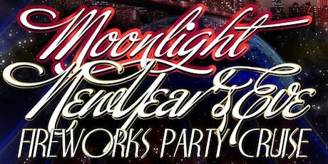 Moonlight NYC New Years Eve Fireworks On The Water New York 2020 tickets