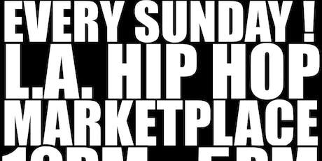 LA Hip Hop Marketplace tickets