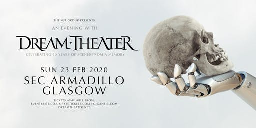 Dream Theater (SEC Armadillo, Glasgow)