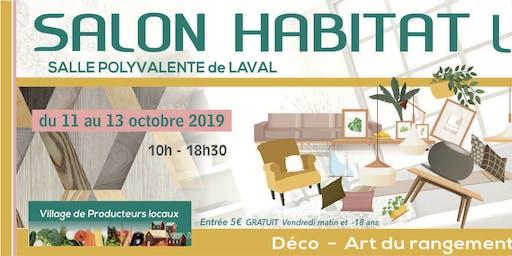 Salon de l'Habitat - Laval - 2019